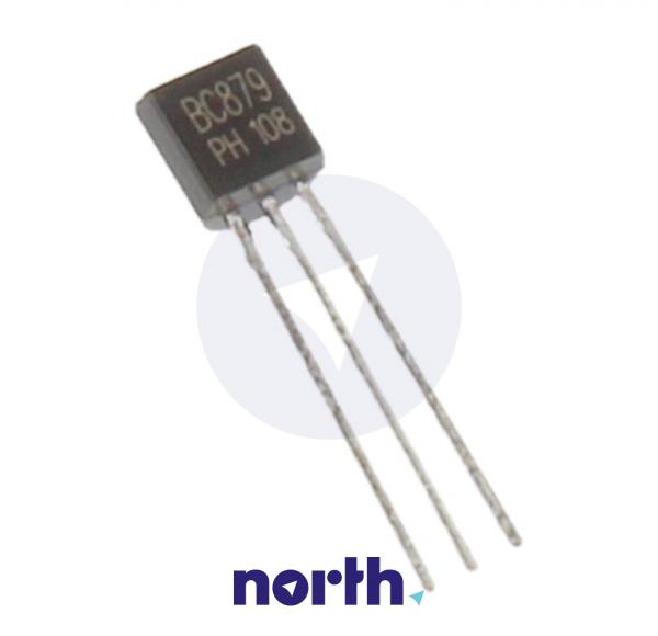 BC879 Tranzystor TO-92 (npn) 80V 1A 200MHz,0