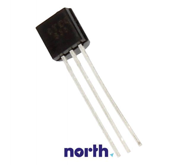 BC635 Tranzystor TO-92 (npn) 45V 1A 100MHz,0