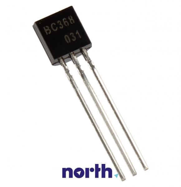 BC368 Tranzystor TO-92 (npn) 20V 1A 40MHz,0