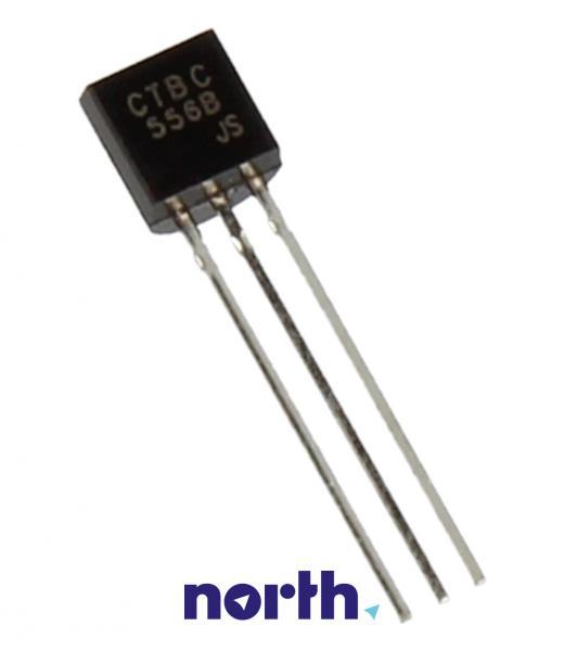 BC556B Tranzystor TO-92 (pnp) 65V 0.2A 150MHz,0