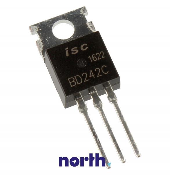 BD242C Tranzystor TO-220 (pnp) 100V 3A 3MHz,0