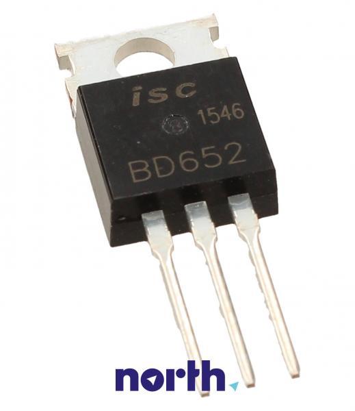 BD652 Tranzystor TO-220 (pnp) 120V 8A 10MHz,0