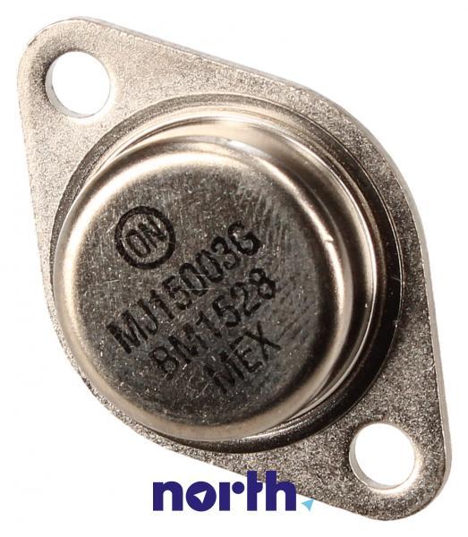 MJ15003 Tranzystor TO-3 (npn) 140V 20A 2MHz,0