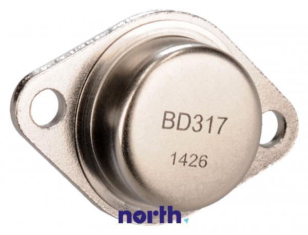 BD317 Tranzystor TO-3 (npn) 100V 16A 1MHz,0
