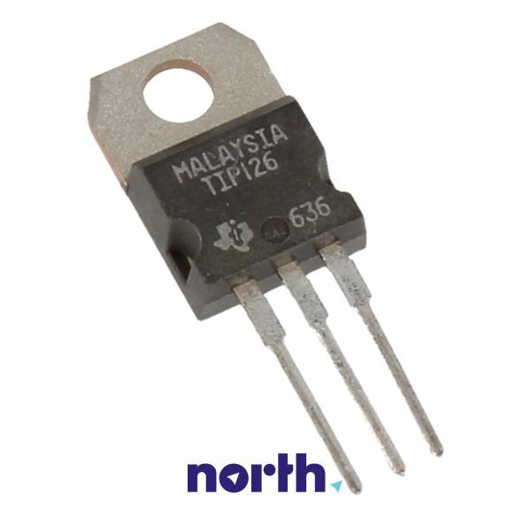 TIP126 Tranzystor TO-220 (pnp) 80V 5A,0
