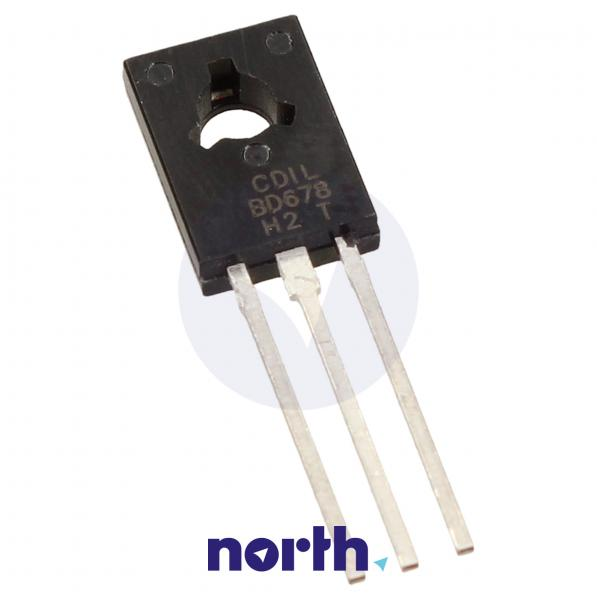 BD678 Tranzystor TO-126 (pnp) 60V 4A 3MHz,0