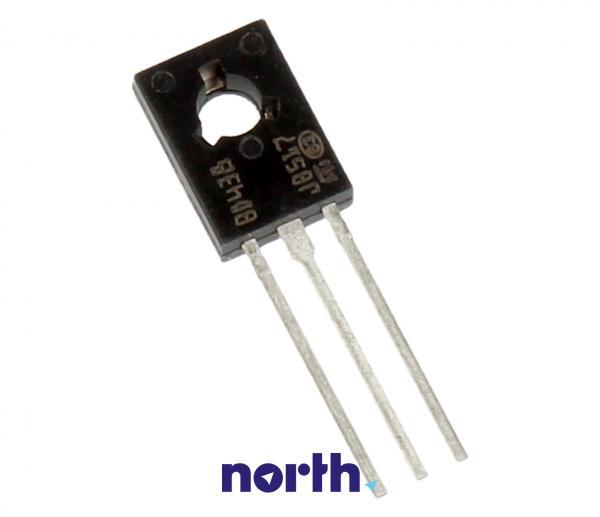 BD438 Tranzystor TO-126 (pnp) 45V 4A 3MHz,0