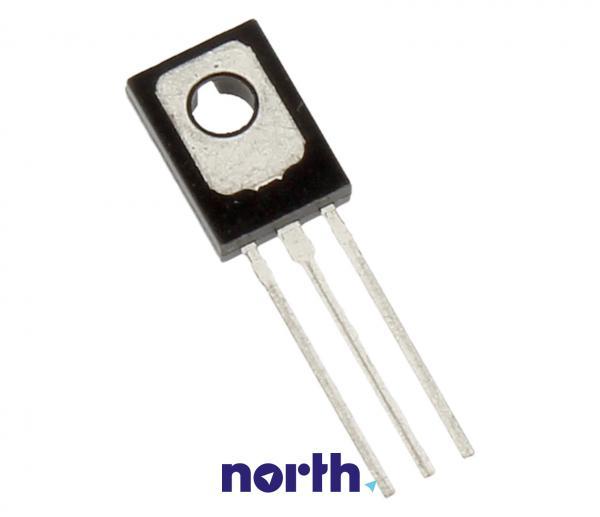 BD438 Tranzystor TO-126 (pnp) 45V 4A 3MHz,1