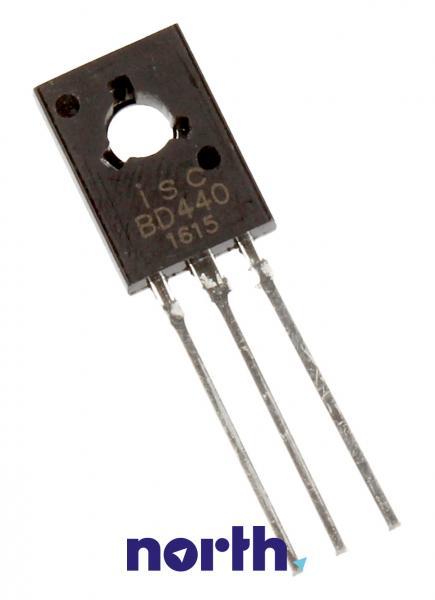 BD440 Tranzystor TO-126 (pnp) 60V 4A 3MHz,0