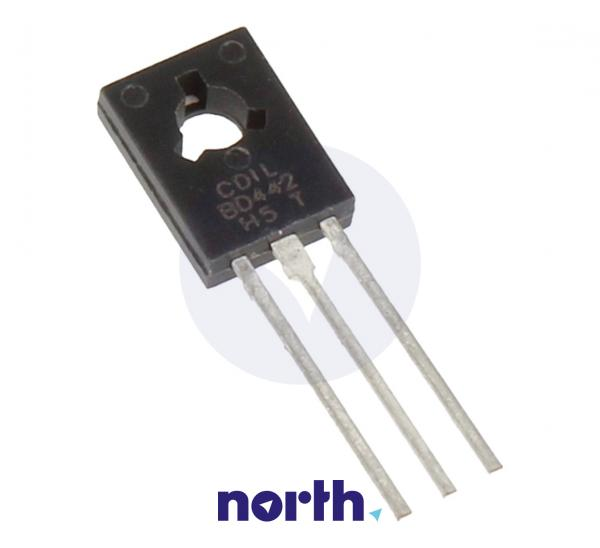 BD442 Tranzystor TO-126 (pnp) 80V 4A 3MHz,0