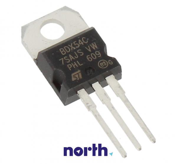 BDX54C Tranzystor TO-220 (npn) 100V 8A 20MHz,0