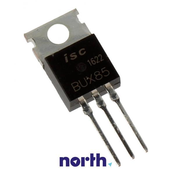 BUX85 Tranzystor TO-220 (npn) 450V 2A 12MHz,0