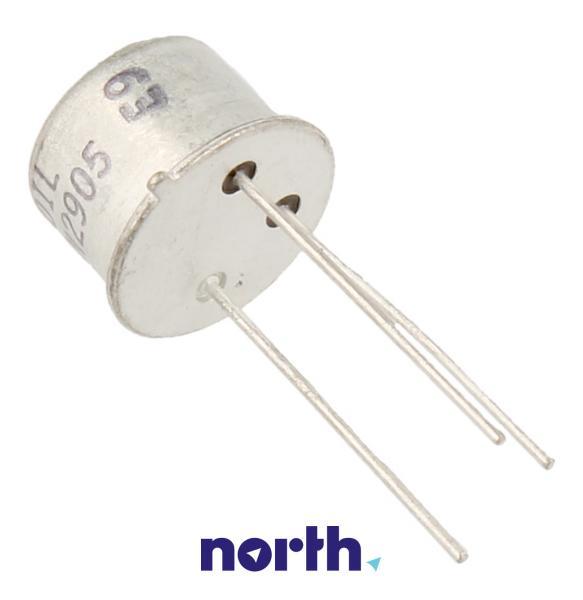 2N2905 Tranzystor TO-39 (pnp) 40V 600mA 200MHz,0