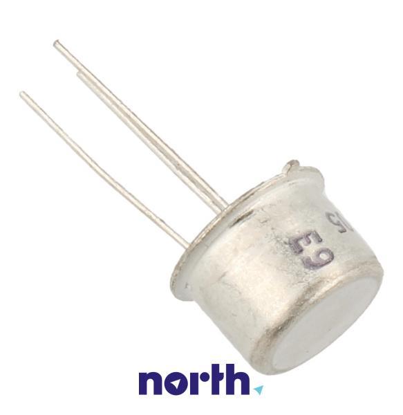 2N2905 Tranzystor TO-39 (pnp) 40V 600mA 200MHz,1