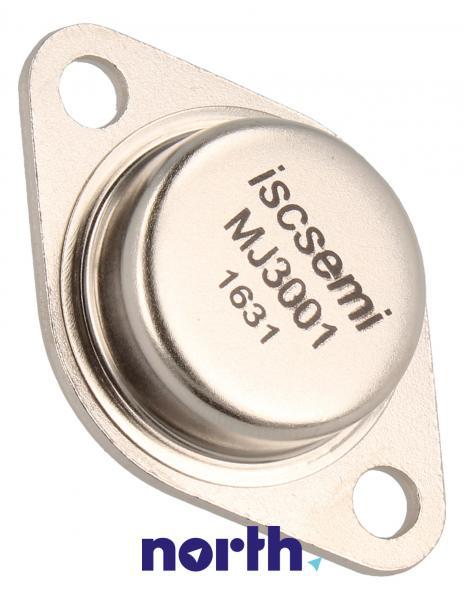 MJ3001 Tranzystor TO-3 (npn) 80V 10A,0