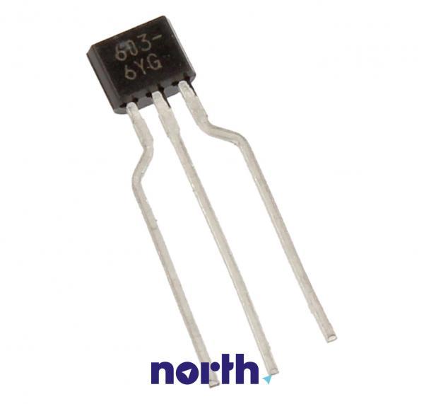 2SC2603 Tranzystor TO-92 (npn) 50V 0.2A 200MHz,0