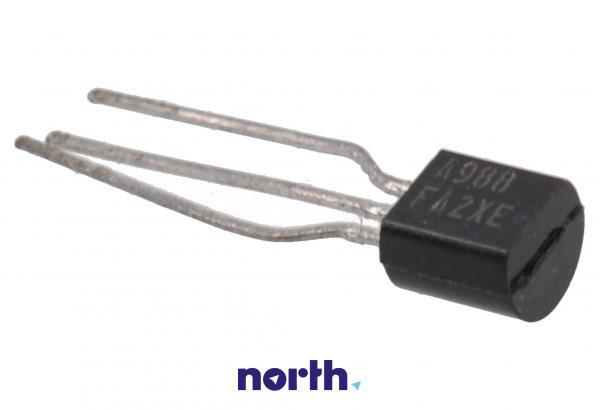 2SA988 Tranzystor TO-92 (pnp) 120V 0.05A 90MHz,0
