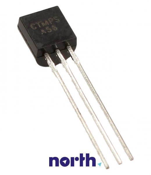 MPSA56 Tranzystor TO-92 (pnp) 80V 500mA 50MHz,0