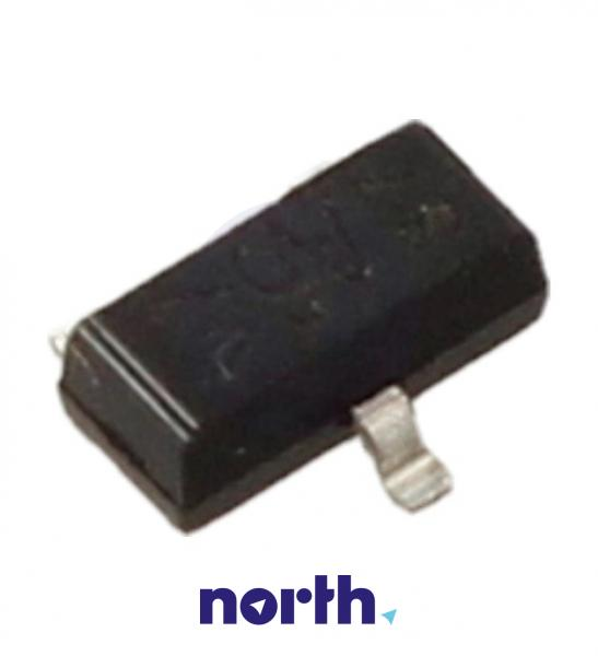 BC847C Tranzystor SMD SOT-23 (npn) 45V 0.1A 100MHz,0