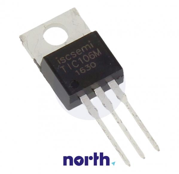 TIC106M Tyrystor 600V 5A,0