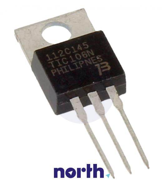 TIC106N Tyrystor 800V 5A,0
