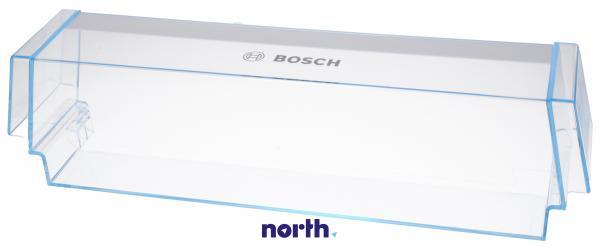 Balkonik | Półka na butelki na drzwi chłodziarki (dolna) do lodówki Bosch 00704751,1