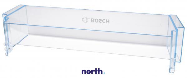 Balkonik/Półka dolna na drzwi chłodziarki  do lodówki Bosch 00704751,2