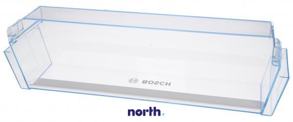 Balkonik | Półka na butelki na drzwi chłodziarki (dolna) do lodówki Bosch 00704751,3