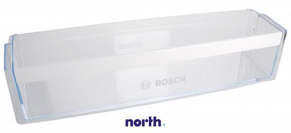 Balkonik/Półka dolna na drzwi chłodziarki  do lodówki Bosch 00705803,0