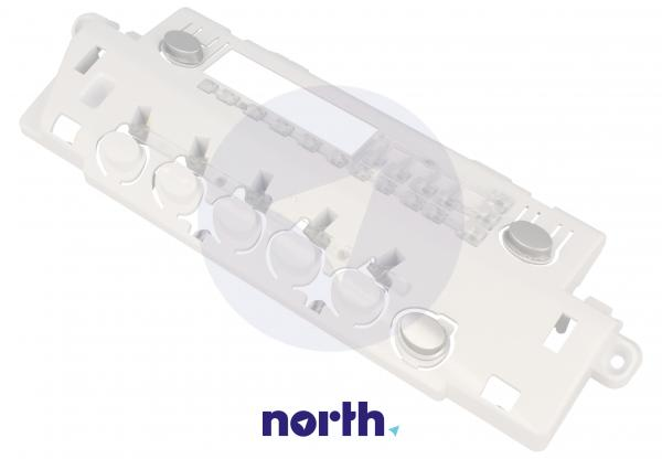 Pokrywa | Osłona modułu elektronicznego do pralki 41035532,0