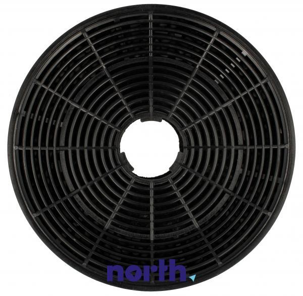 Filtr węglowy aktywny w obudowie do okapu 9189204771,1