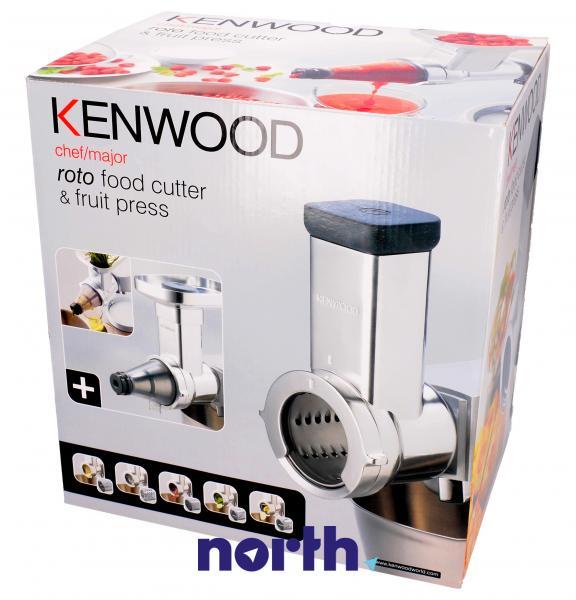 Zestaw przystawek AT642A do robota kuchennego Kenwood AWAT642B01,1