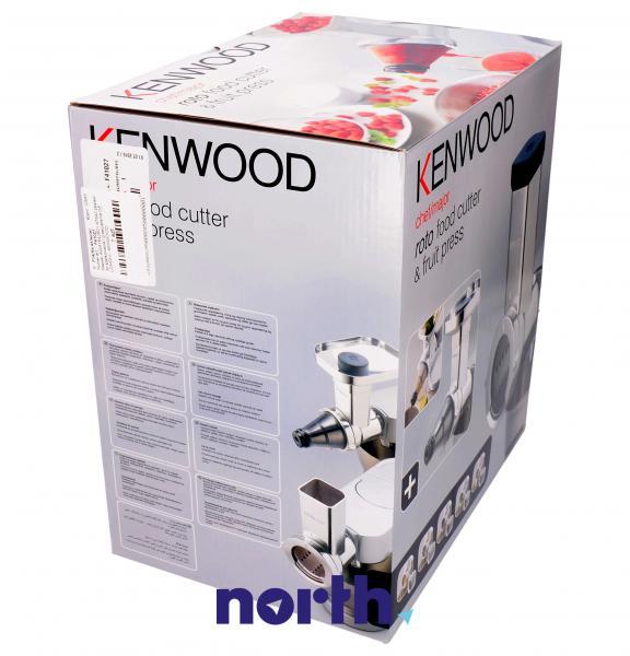 Zestaw przystawek AT642A do robota kuchennego Kenwood AWAT642B01,4