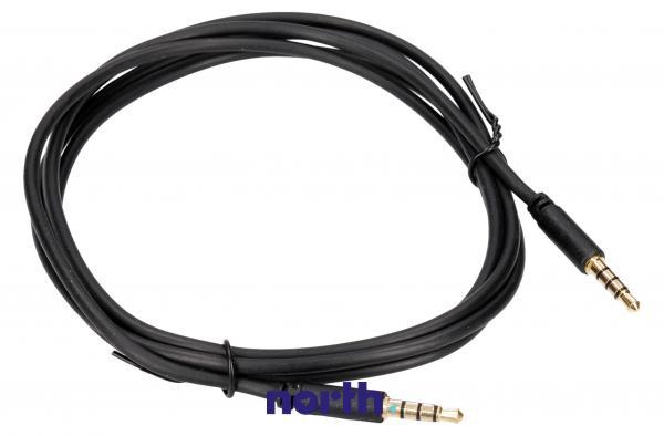 Kabel Jack 3,5mm 1.5m (wtyk/ wtyk),0