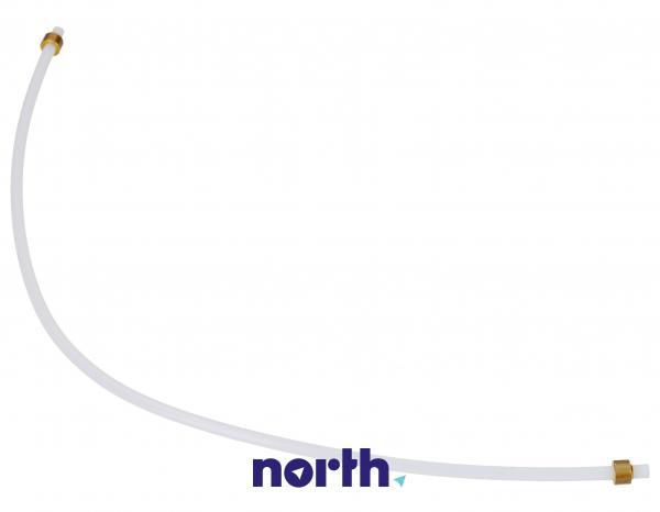 Rurka | Wężyk teflonowy 320mm + tuleje zaciskowe do ekspresu do kawy DeLonghi 5513213901,0