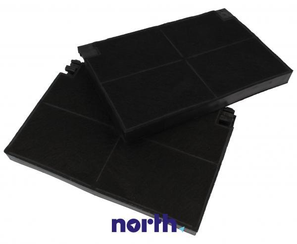 Filtr węglowy EFF55 aktywny w obudowie do okapu Electrolux,0