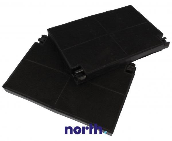 Filtr węglowy EFF55 aktywny w obudowie do okapu Electrolux,1