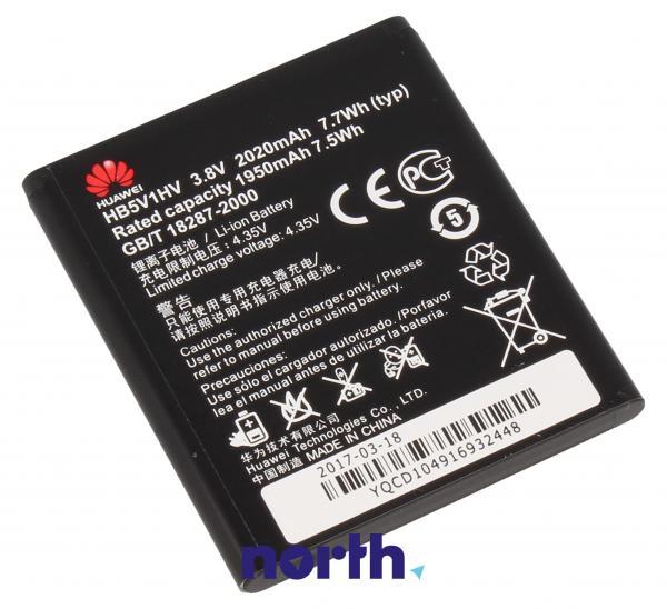 Akumulator | Bateria Ascend Y300 3.7V 2020mAh do smartfona HB5V1HV,1