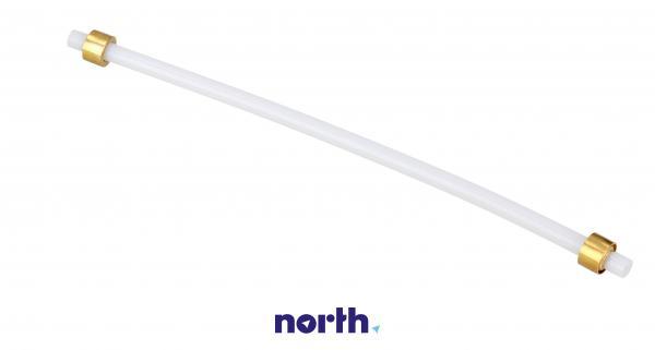 Rurka | Wężyk teflonowy 125mm + tuleje zaciskowe do ekspresu do kawy DeLonghi 5513216341,0