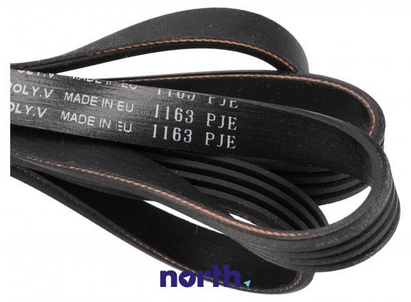 1163J4EL Pasek napędowy elastyczny do pralki,1