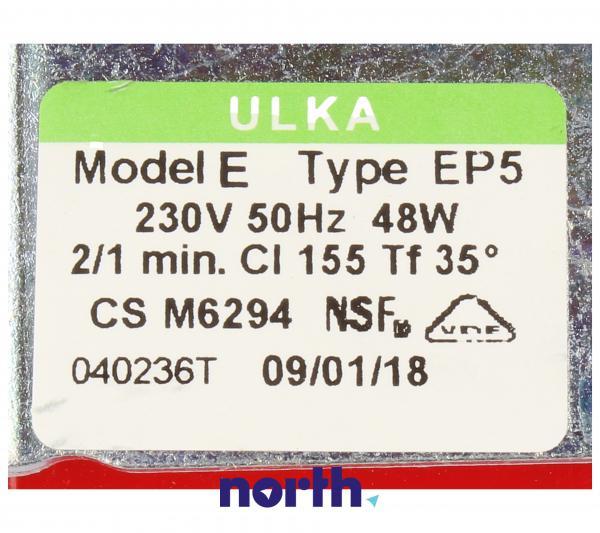 EP5 Pompa do ekspresu do kawy DeLonghi 48W 230V Ulka,3