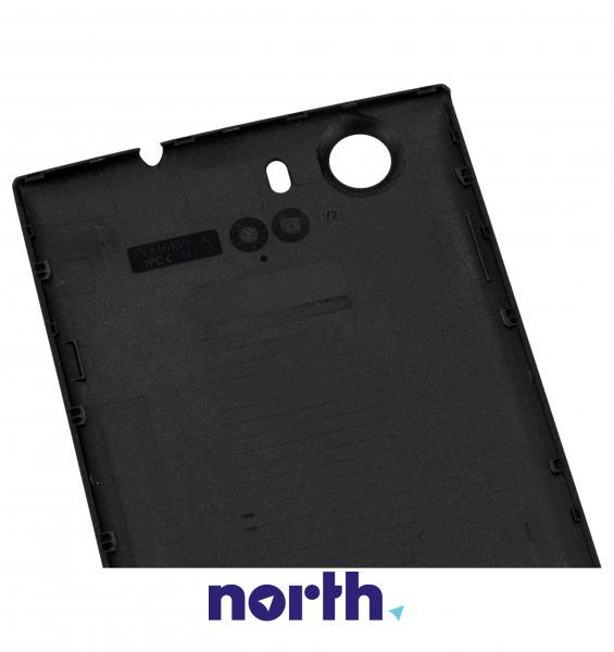 Klapka baterii do smartfona RIDGE 4G M112Q68130100 (czarna),1