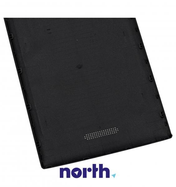 Klapka baterii do smartfona RIDGE 4G M112Q68130100 (czarna),2