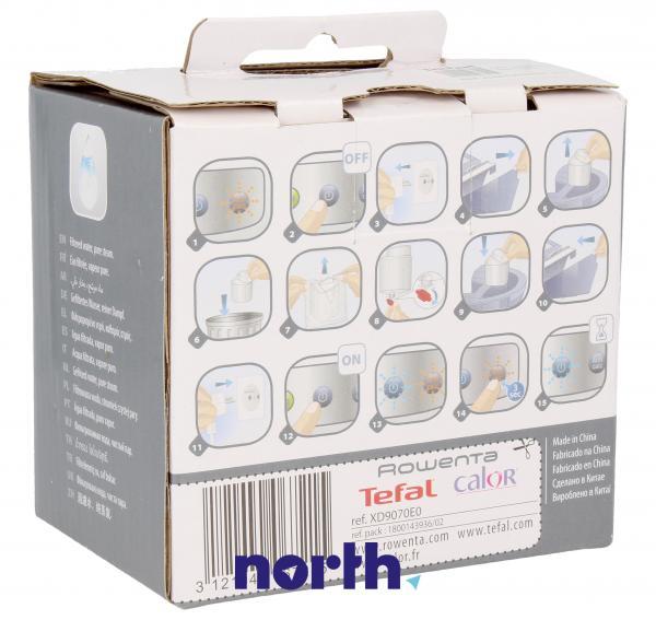Filtr | Wkłady antywapienne XD9070E0 do żelazka Tefal XD9070E0 2szt.,1