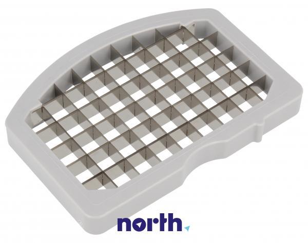 Siatka | Kratka przystawki do krojenia w kostkę dużą do robota kuchennego 10003975,0