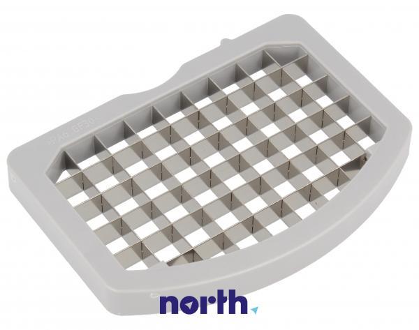 Siatka | Kratka przystawki do krojenia w kostkę dużą do robota kuchennego 10003975,1