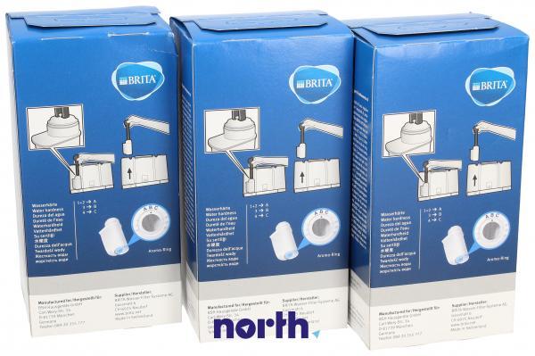 Filtr wody TZ70003 Intenza do ekspresu do kawy Bosch 17000706 3szt.,1