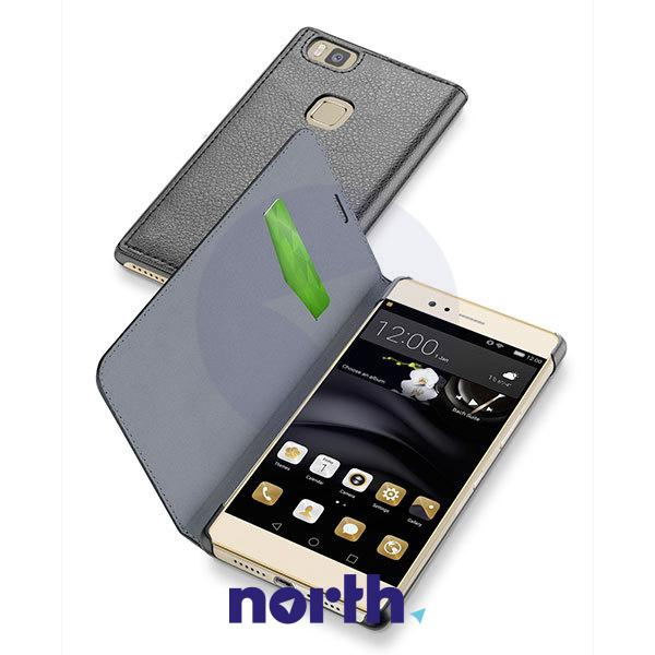 Pokrowiec   Etui Flip Cover do smartfona CELLULAR LINE Huawei P9 Lite 37469 (czarne),0