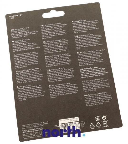 Zestaw baterii BCLCRSET24,1