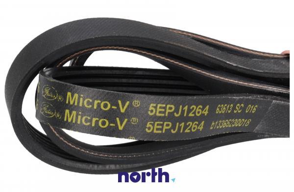 1264J5EL Pasek napędowy elastyczny do pralki Samsung 6602002836,1